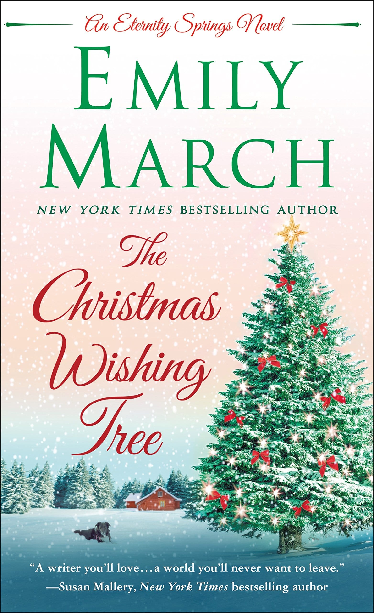 Too Serious Romance for My Tastes | The Christmas Wishing Tree by Emily March