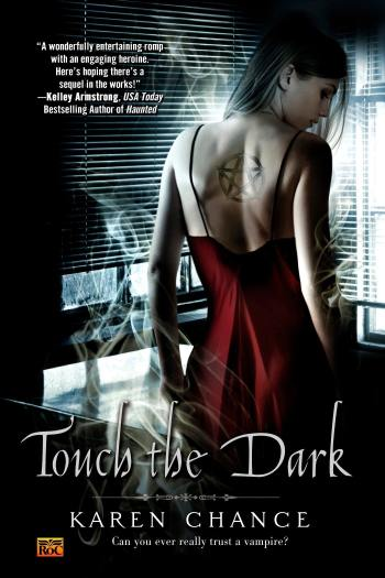 Review – Touch the Dark by Karen Chance