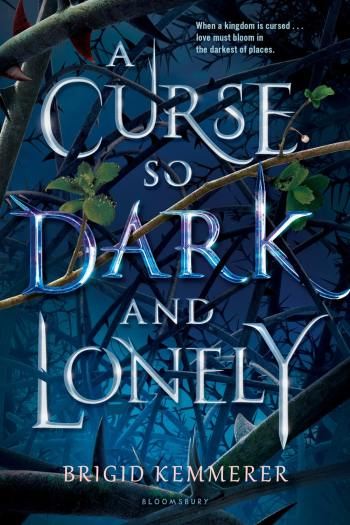 ARC Review | A Curse So Dark and Lonely by Brigid Kemmerer