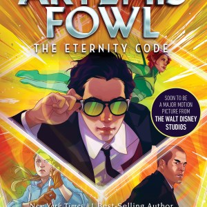 Re-Read Review | The Eternity Code by Eoin Colfer (+ Giveaway!)