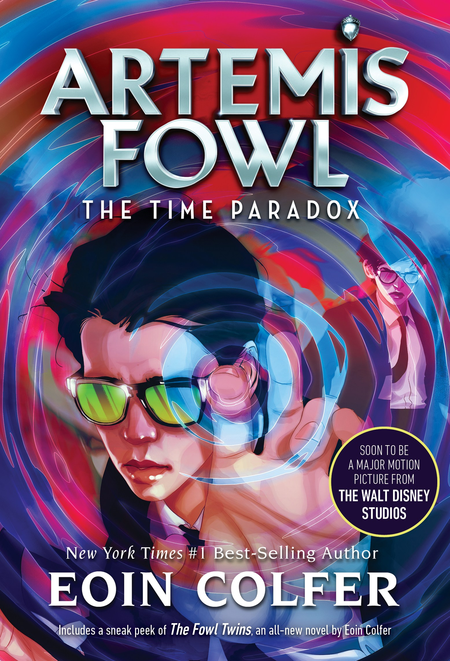 Re-Read Review | The Time Paradox by Eoin Colfer