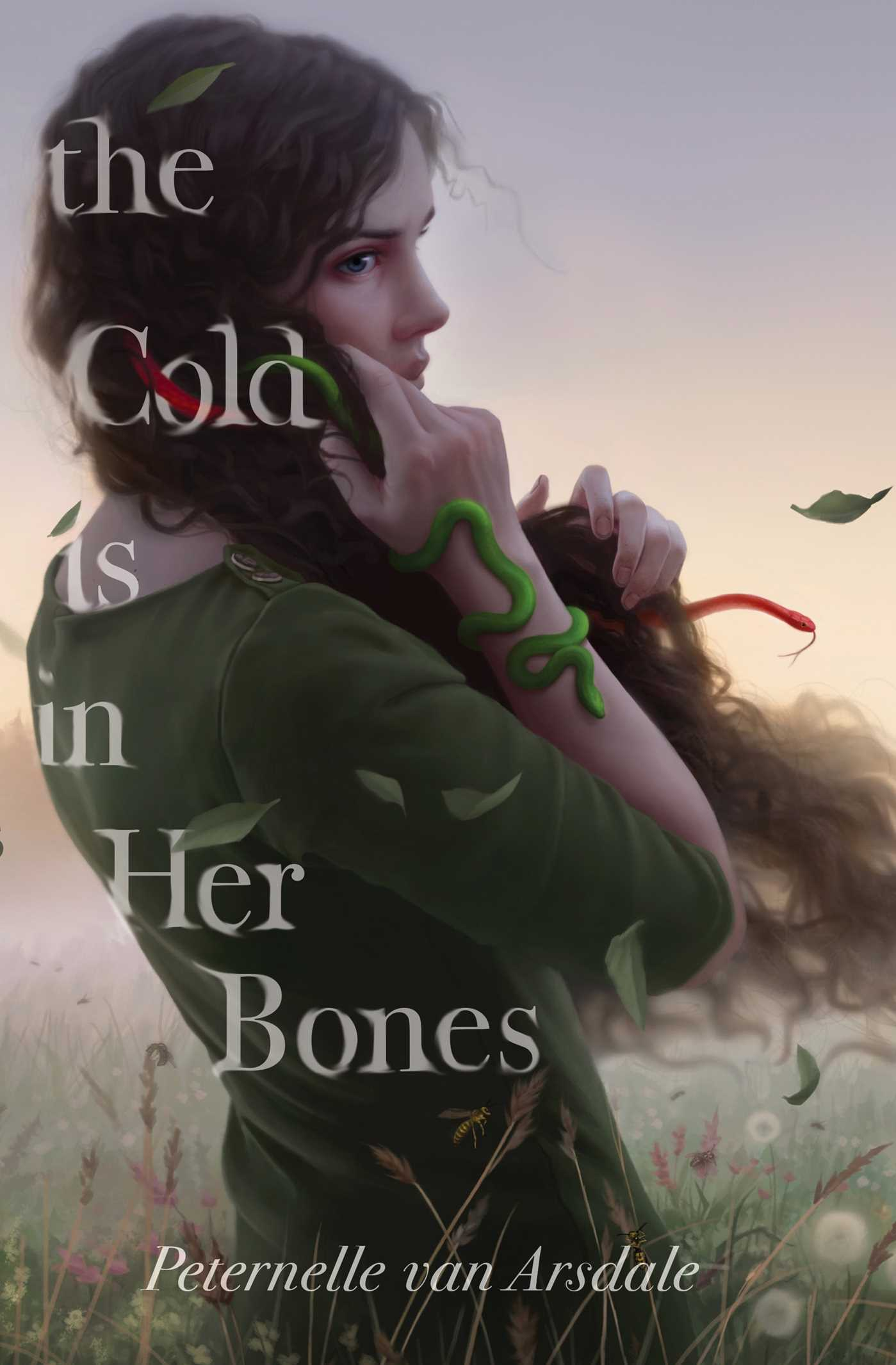 ARC Review | The Cold is In Her Bones by Peternelle van Arsdale