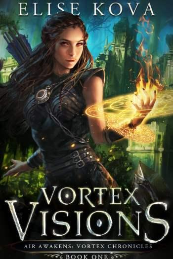 ARC Review | Vortex Visions by Elise Kova