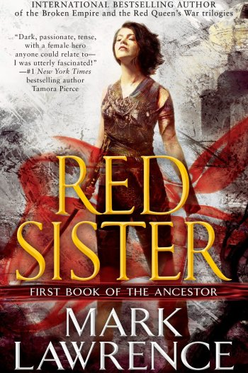 Audiobook Review | Red Sister by Mark Lawrence