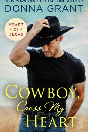 ARC Review | Cowboy, Cross My Heart by Donna Grant