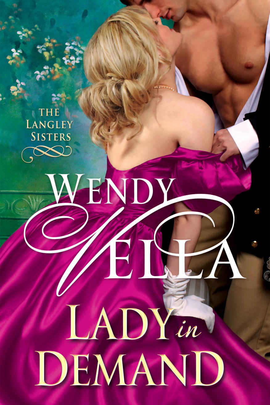 Book Review | Lady in Demand by Wendy Vella