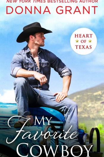 ARC Review | My Favorite Cowboy by Donna Grant