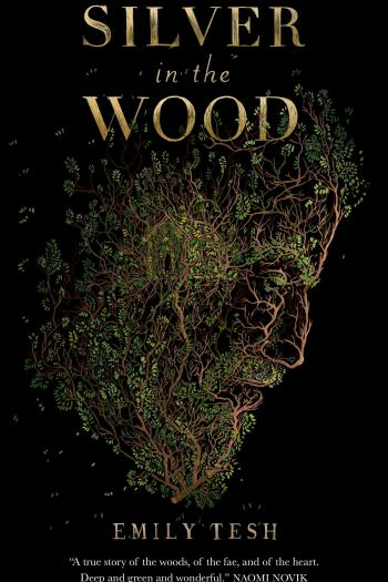 Silver in the Wood by Emily Tesh | Book Review