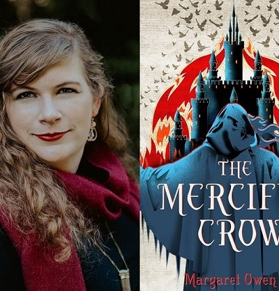 Merciful Crow Cover