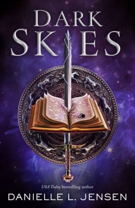 Dark Skies Book Cover