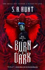 Burn the Dark Book Cover