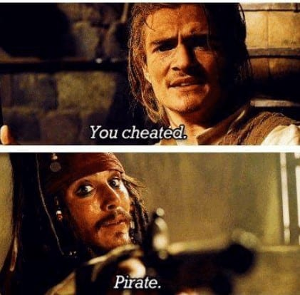 Books With Pirates