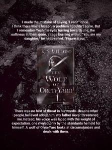 The Wolf of Oren-Yaro Review