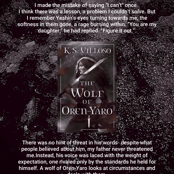 The Wolf of Oren-Yaro Review