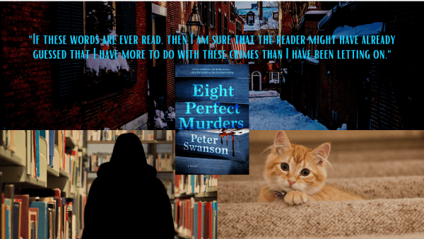 Eight Perfect Murders By Peter Swanson Review Publishers Weekly Best Books of 2020