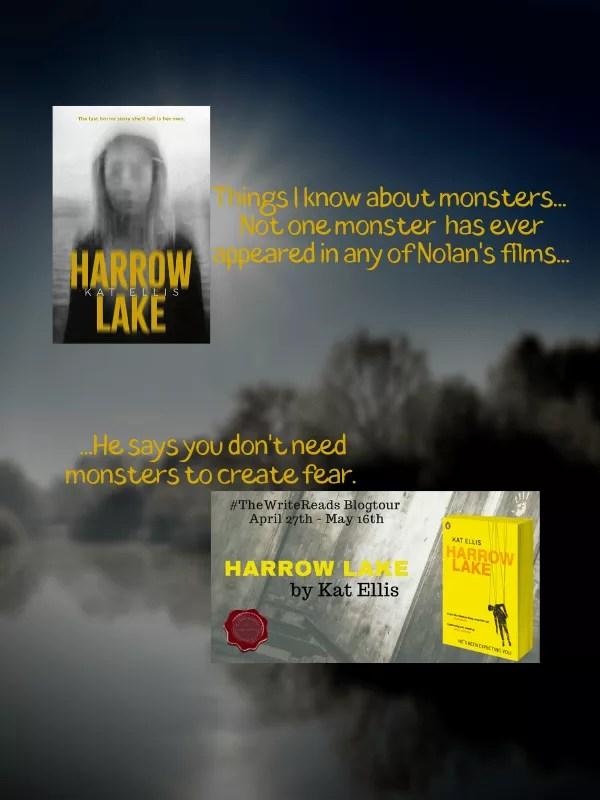 Harrow Lake by Kat Ellis Review