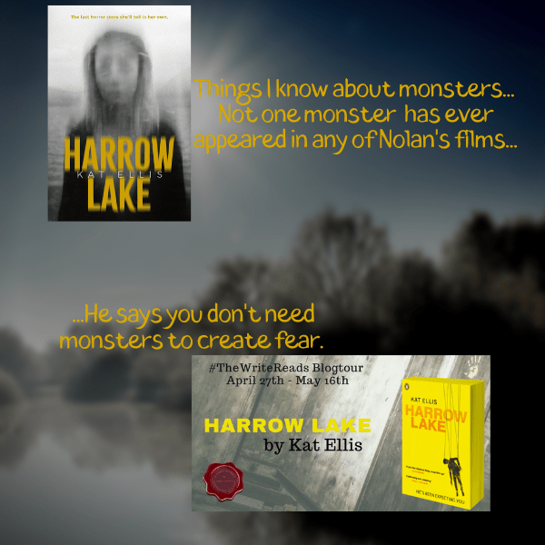 Harrow Lake by Kat Ellis Review