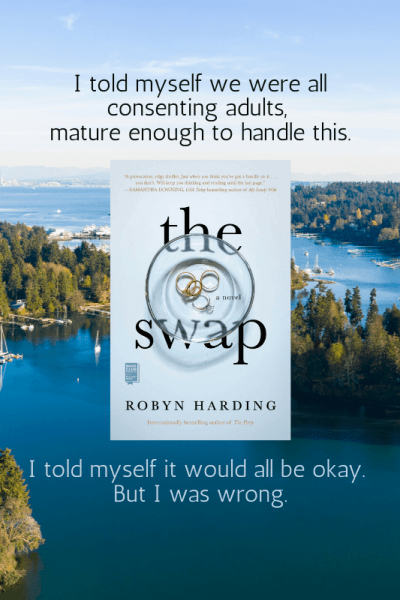Book Review The Swap by Robyn Harding