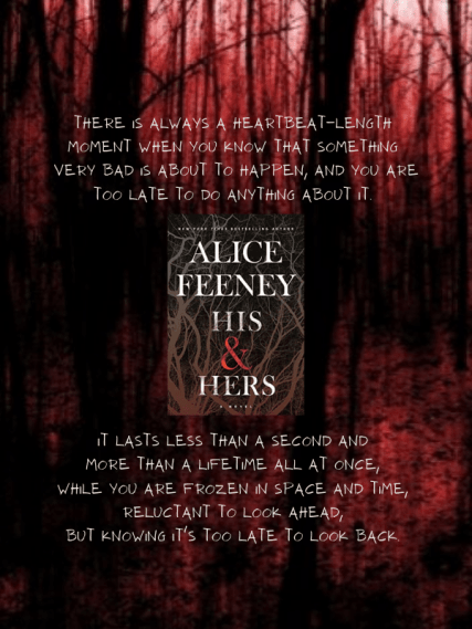 His and Hers By Alice Feeny