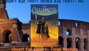 The Challenger By Taran Matharu