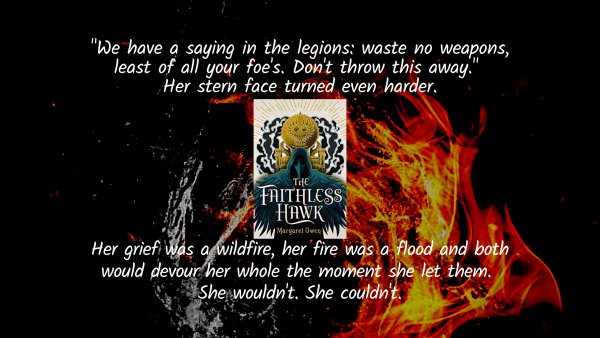 aithless Hawk By Margaret Owen Review