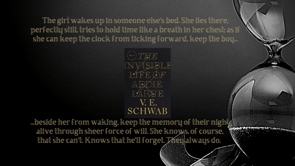 The Invisible Life of Addie Larue By V. E. Schwab Teaser Quote Featured c