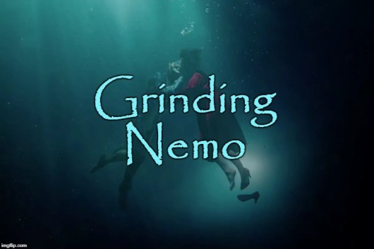 Fable Adrienne Young Grinding Nemo