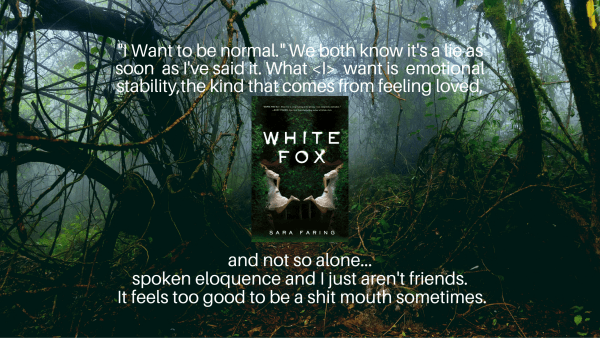 White Fox by Sara Faring Review
