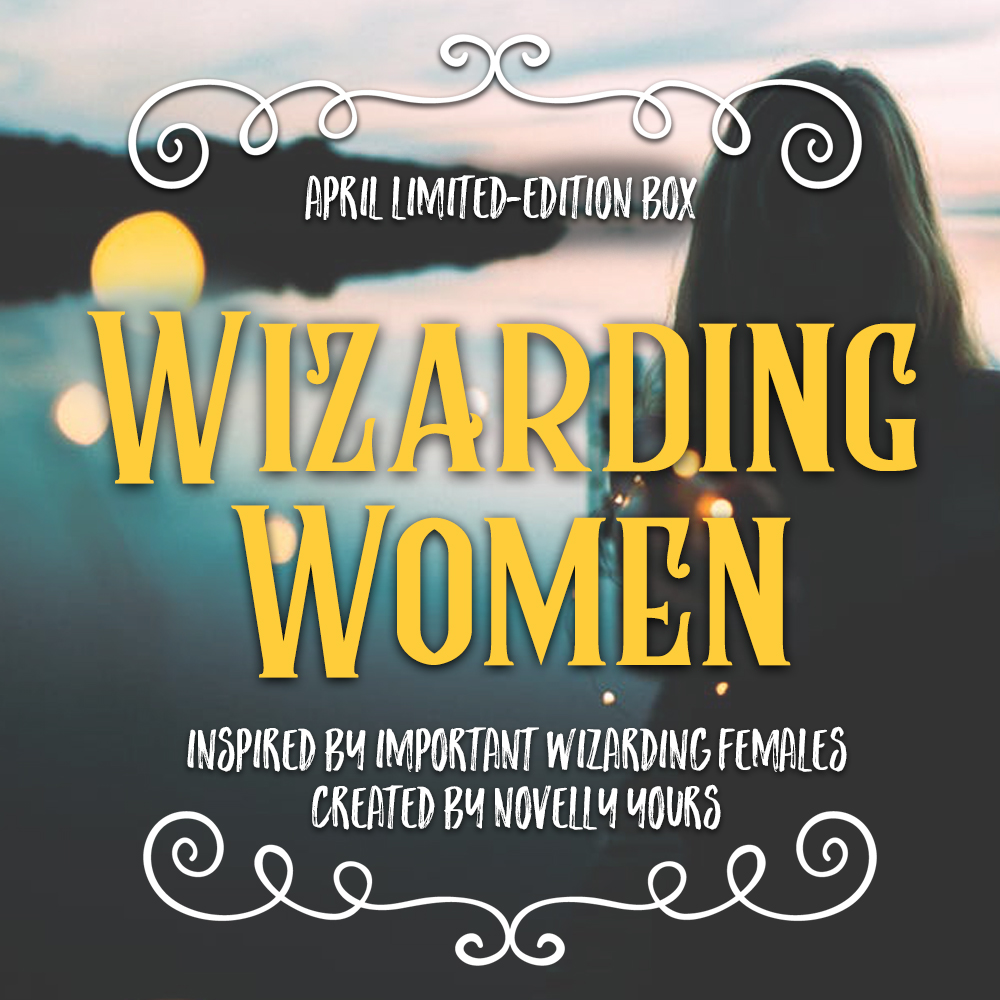 Wizarding Women | Novelly Yours Candles