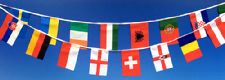 Euro 2016 Participating Countries Bunting