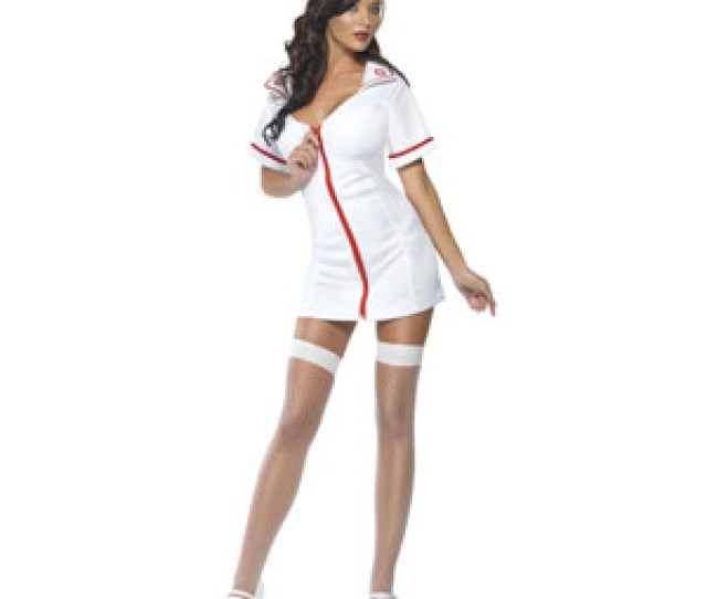 Fever Sexy Nurse Costume Party Supplies From Novelties Direct Novelties Parties Direct Ltd