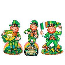 St Patrick's Day Cutout's