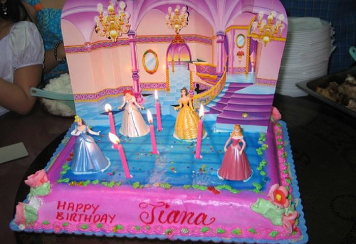 Mercurux Disney Princess Cake Pictures