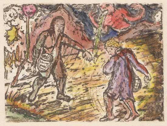 Mummers and demons