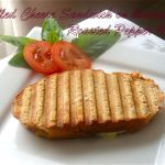 Roasted Red Pepper Bread