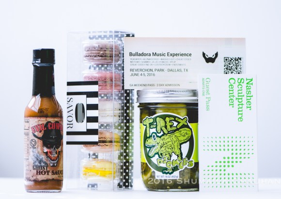 Dallas Box Co. May Subscription Box