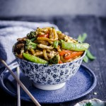 Yellow Curry Stir Fry Noodles- JSL Food Bloggers Recipe Challenge