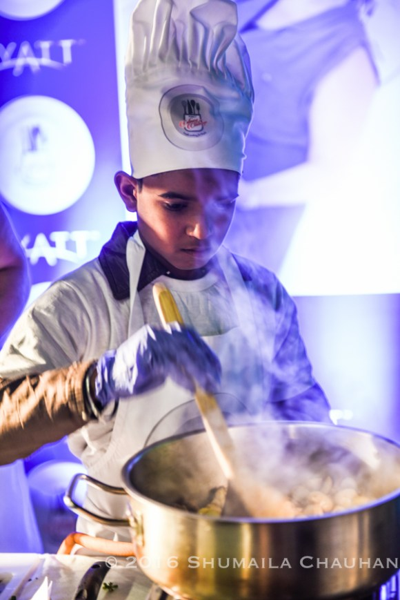 Cook with Hyatt Culinary Challenge