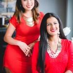 Kim and Meghana, The Spice Madams and recipe for homemade Baklava