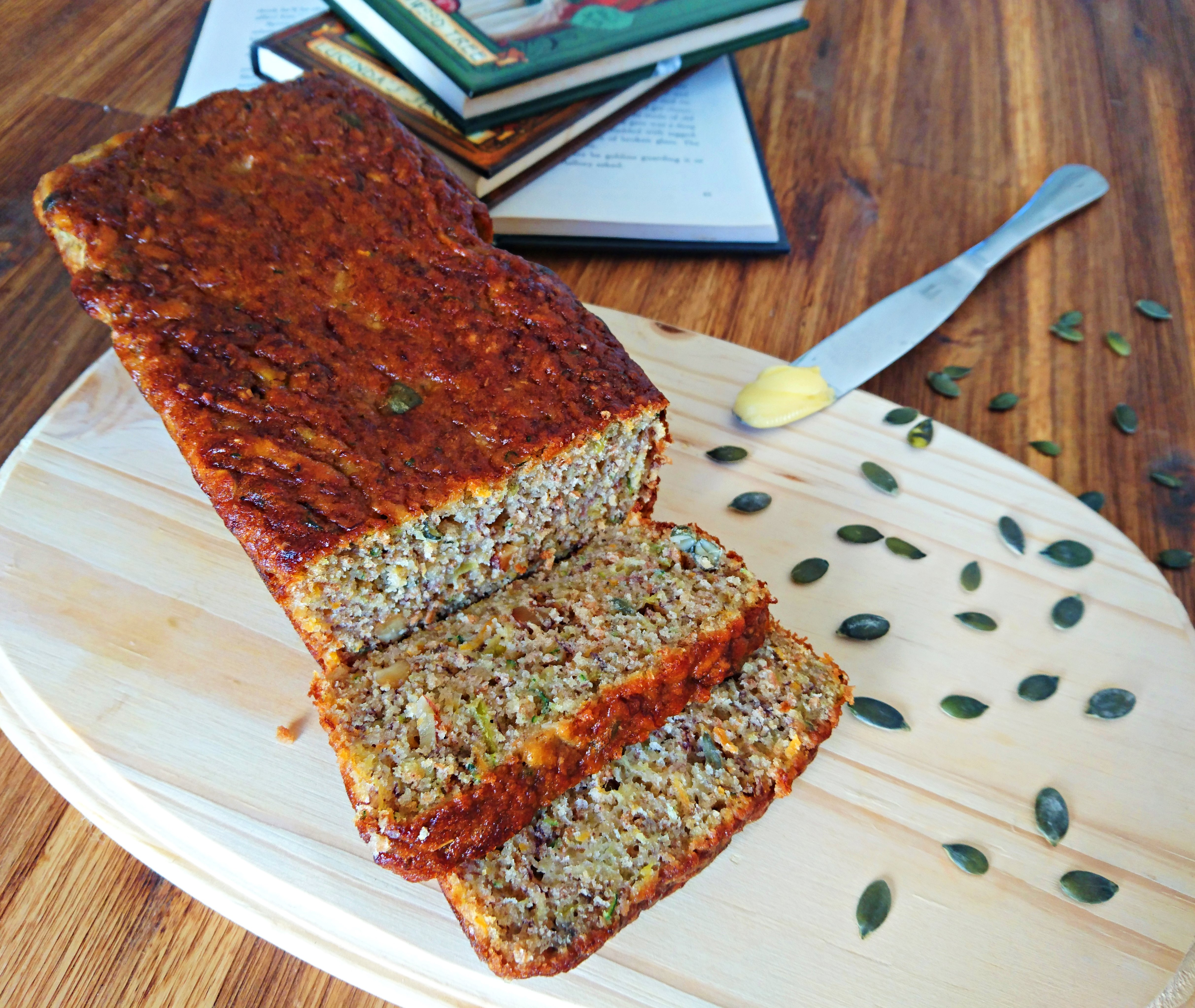Fruit and Veg Health Loaf