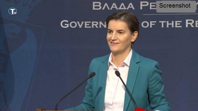 Pacoli: Brnabićki zabranjen ulazak na Kosovo; Brnabić: Doći ću kad ja budem želela