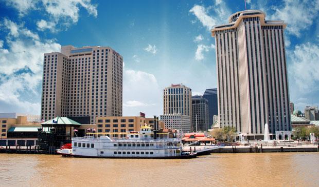 Nju Orleans: Lepota poroka među vudu hramovima