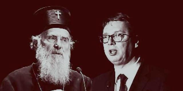 Savez za Srbiju: Patrijarh i Vučić zloupotrebili Crkvu