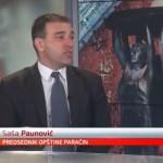 Saša Paunović: Naprednjaci u Paraćinu prete praznom puškom, građani se ne odazivaju na njihove proteste