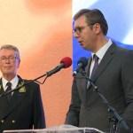 Vučić na proslavi Dana Rusije: Živelo srpsko-rusko prijateljstvo