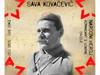 13.06.1943. poginuo Sava Kovačević