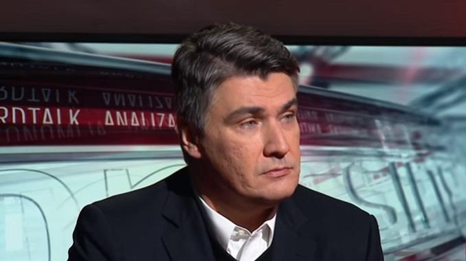 Zoran Milanović potvrdio kandidaturu za predsednika