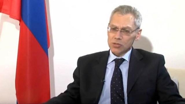 Novi ambasador Rusije Aleksandar Bocan-Harčenko stigao u Beograd