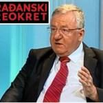 GP: Svi koji učestvuju u radu skupštine zajedno s Vojislavom Šešeljem brukaju čitavo društvo