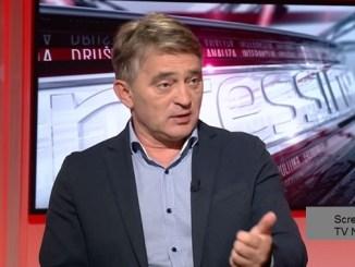 Komšić preuzima dužnost od Dodika